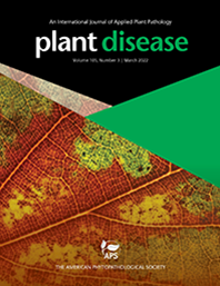Plant Disease Journal: First Look